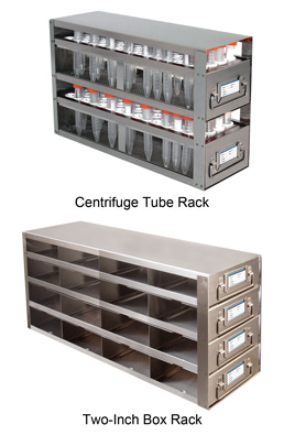 CLS-3795 RACKS, UPRIGHT STYLE FREEZER, WITH EASY ACCESS DRAWERS, -20 to -80 FREEZERS