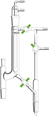 DISTILLING  HEADS, VARIABLE REFLUX