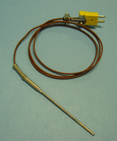 THERMOCOUPLES, DETACHABLE, PROCESS REACTOR, BAFFLES
