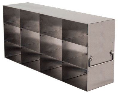 CLS-3792-301 RACKS, UPRIGHT STYLE FREEZER, FOR 3 INCH BOXES, -20 to -80 FREEZERS